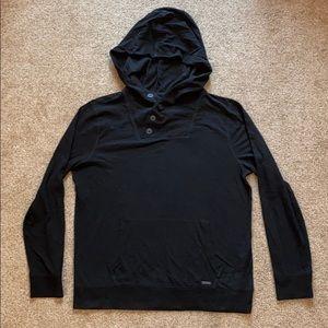 Men's Express Cotton Hooded Shirt